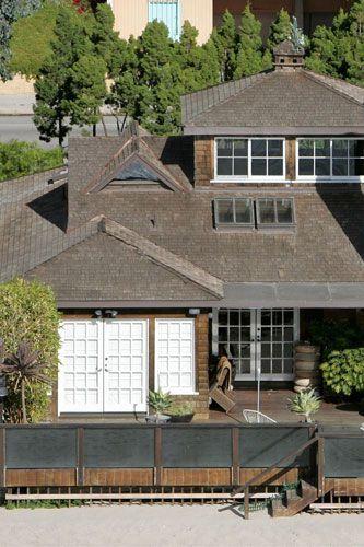 Jennifer Aniston's Malibu home 2007