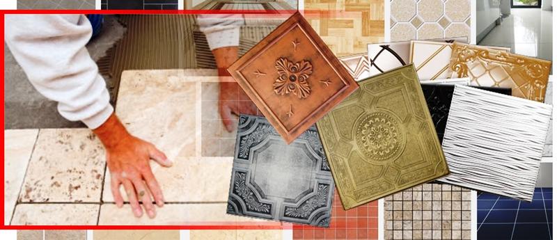 Tahapan pemasangan keramik pada lantai