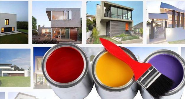 Tips Kolaborasi Warna Untuk Desain Rumah Minimalis