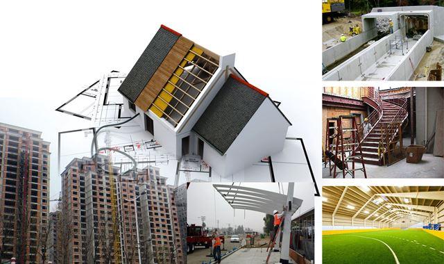 Berbagai Tipe Pekerjaan Konstruksi Bangunan