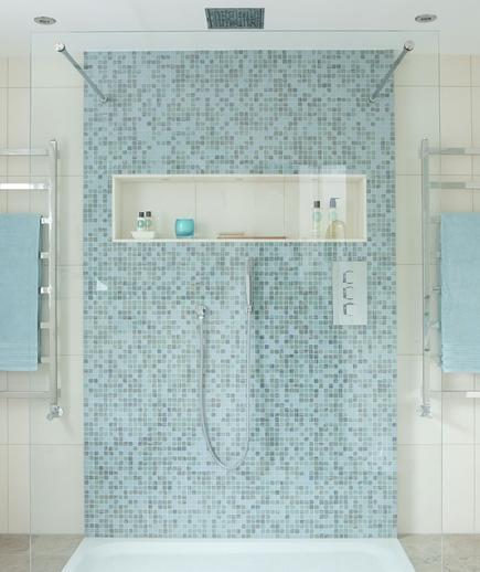 Memilih Material Ubin Kamar Mandi - contoh desain kamar mandi - Time for Reflection