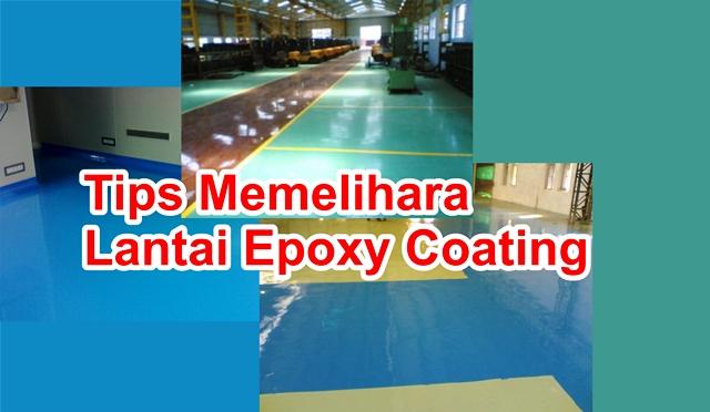 Memelihara Epoxy Coating