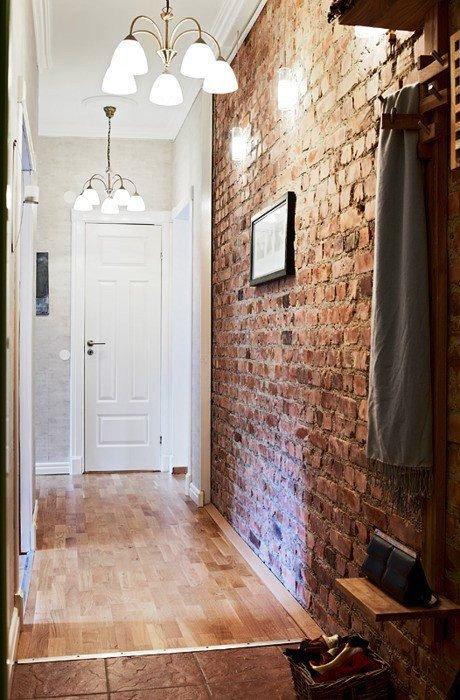 Gambar Batu Bata Desain Interior Modern dan Klasik - Tembok Batu Bata - Interior Desain Kamar Rumah 23