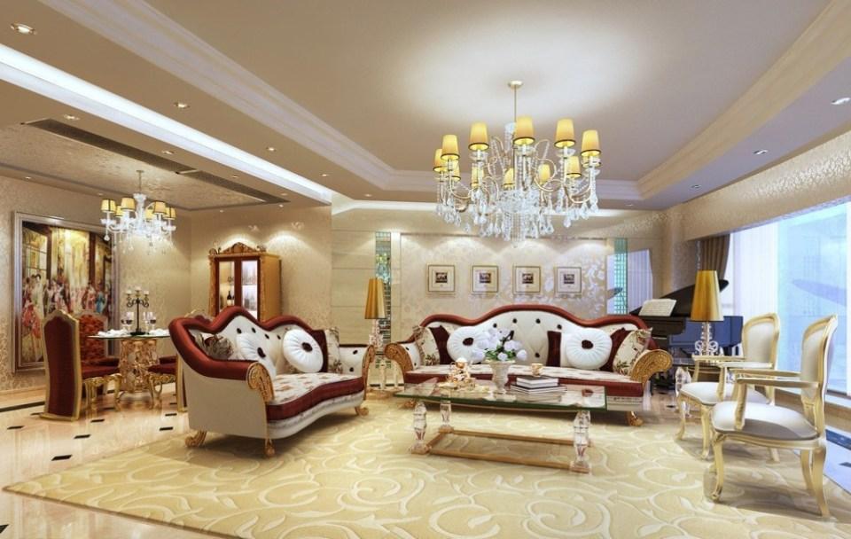 Gambar Desain Rumah Mewah 12