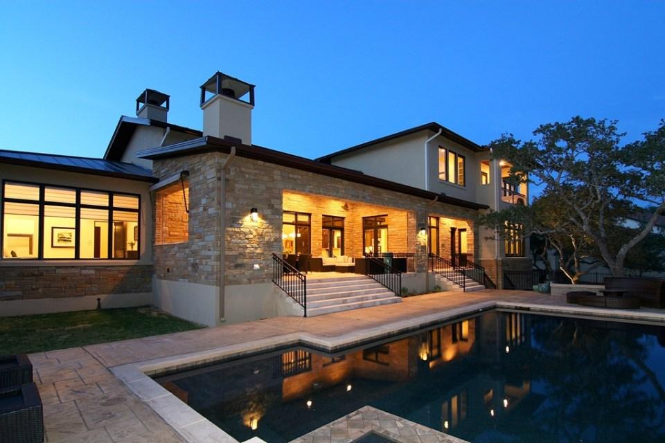 Gambar Desain Rumah Mewah 20