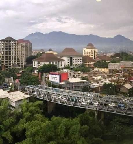 Jembatan Soekarno Hatta Kota Malang 01