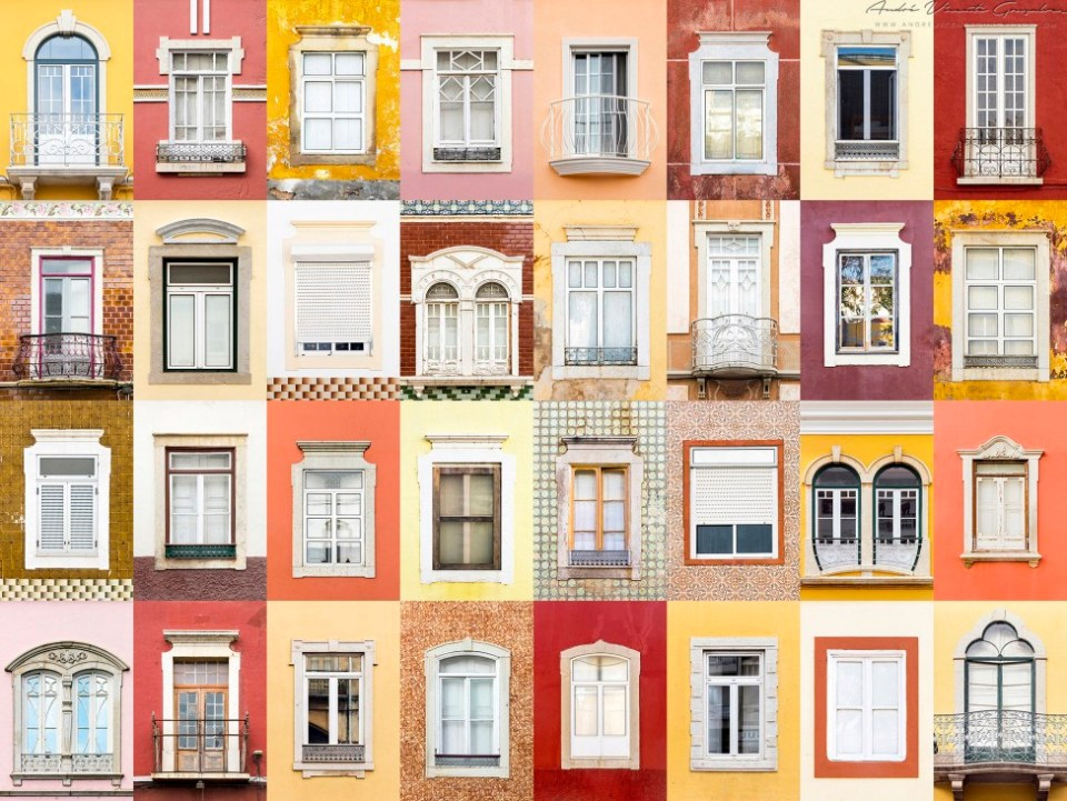 Windows of the World - Faro, Portugal