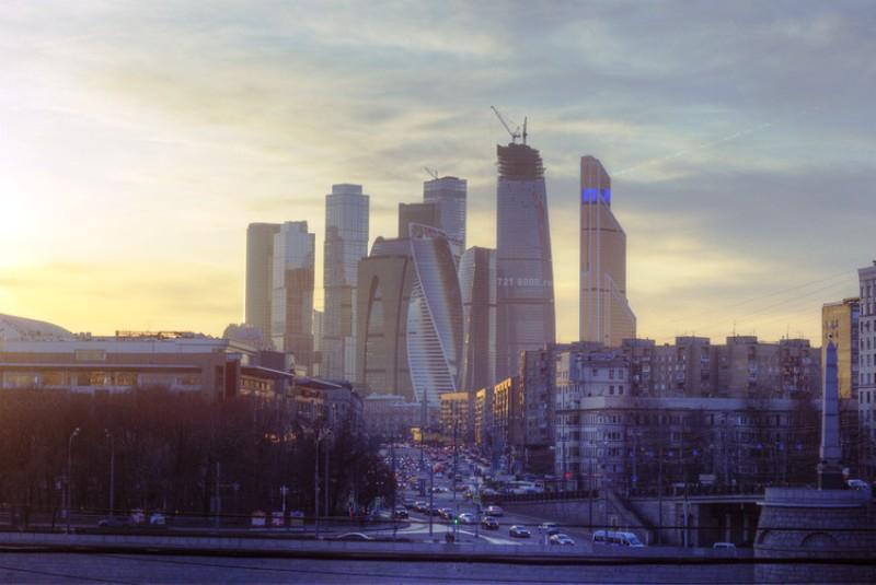 Pencakar Langit Paling Berdampak, Moscow_Oscar_Rasson