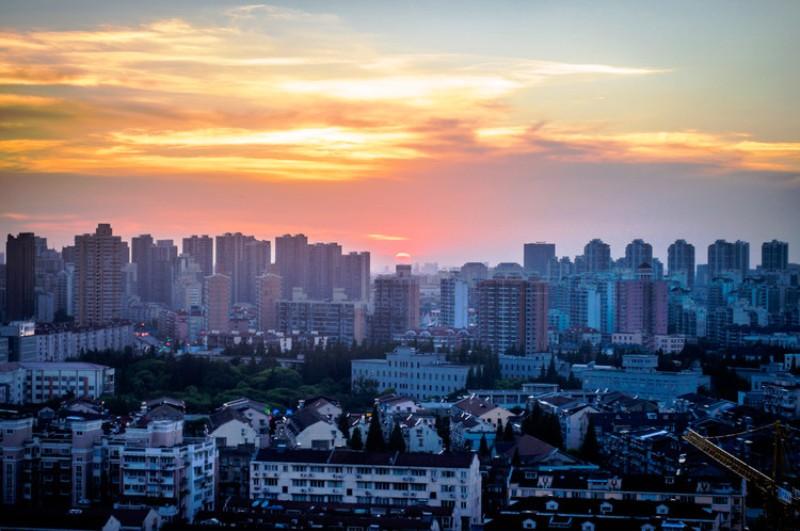 Kota Tercemar, Shanghai_David_Almeida