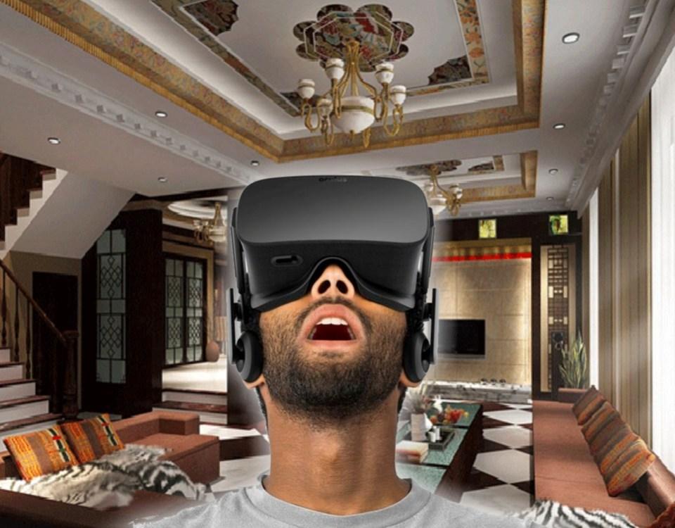 Virtual Reality di Industri Arsitektur
