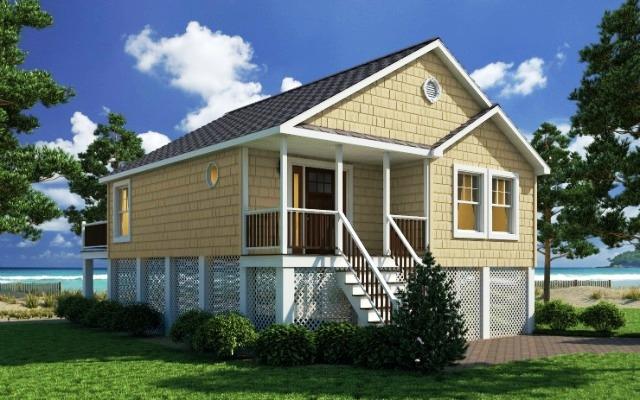 Desain Rumah Modular
