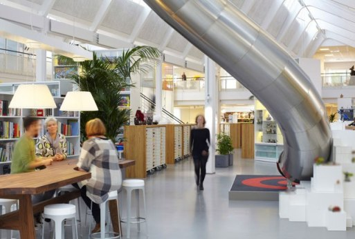 Trendiest Offices on Earth Where Working Feels Like Recreation