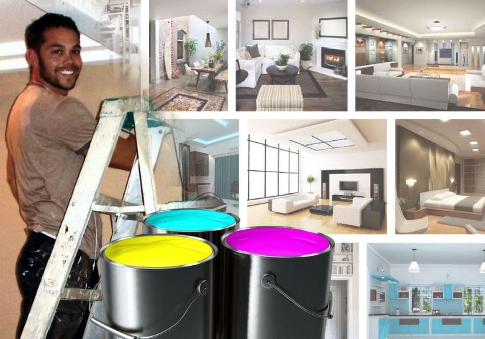 Pilih Warna Cat dengan Cara Berikut Ini agar Rumah semakin Nyaman