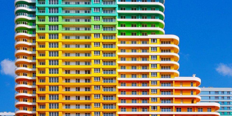 Kota Modern Istanbul dalam Spektrum Warna Warni