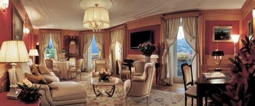 Suite Berinterior Luar Biasa