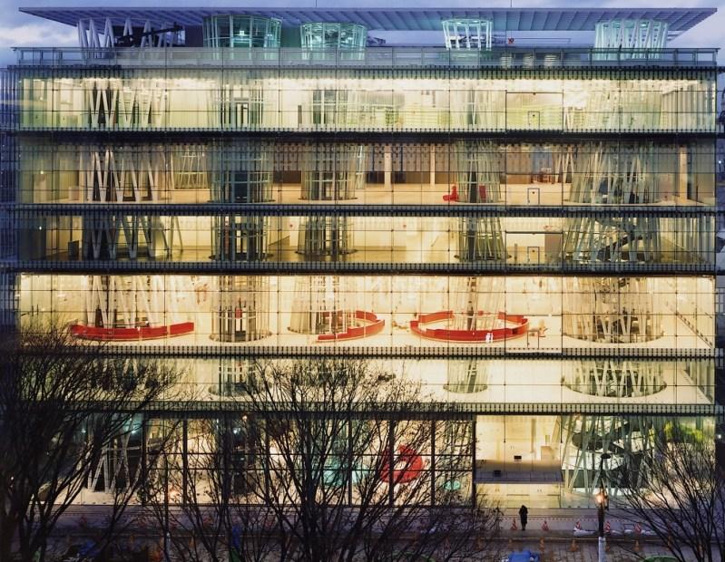 16 Proyek Arsitektur Terbaik Abad ke-21
