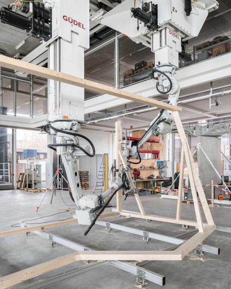 Penggunaan Teknologi Robot Konstruksi Terkini