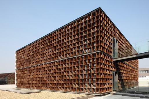 Warna Warni Arsitektur