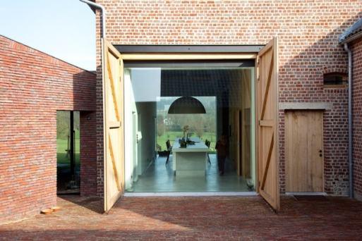 LENS'ASS architecten, Gooik, Belgia