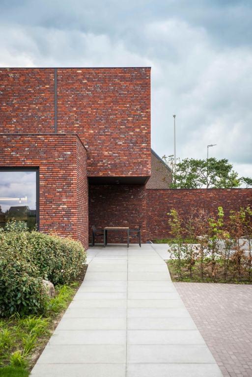 raf segers architect, Maaseik, Belgia