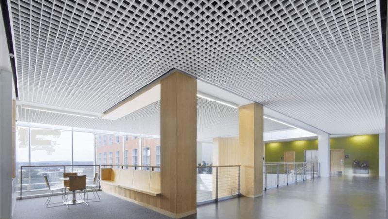 Plafon Kisi Aluminium Modern