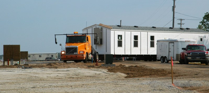 Rumah Modular di USA