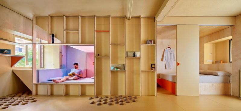 Tata Letak Furnitur untuk Menciptakan Ruang-