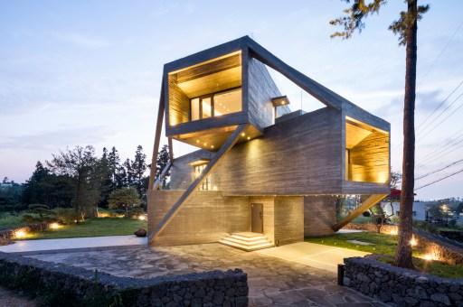 Beton dengan Bentuk Struktur Baru