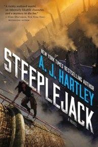 Steeplejack by A.J. Hartley