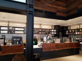 Starbucks, echt schön