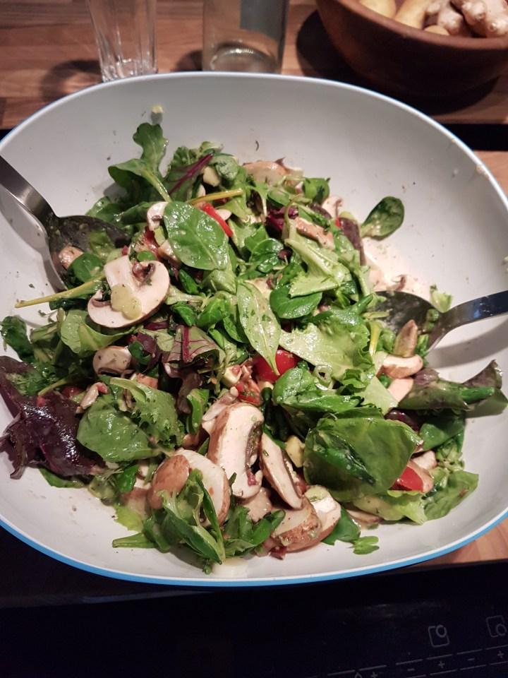 Salat – Mein Favorit