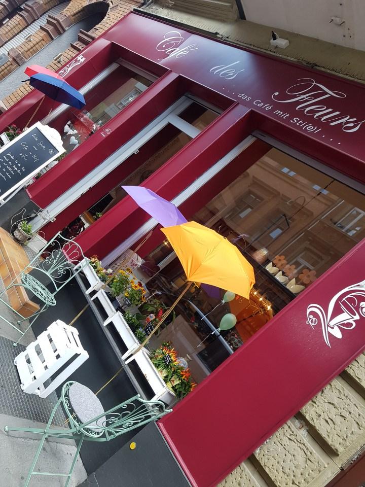 Café des Fleurs Nerostraße