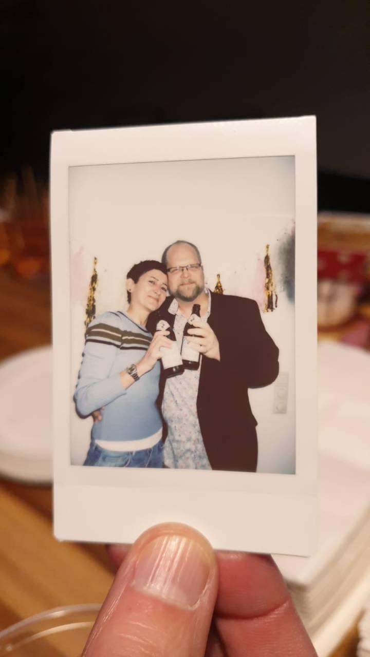 Ralf und ich