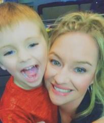 Grayson and I