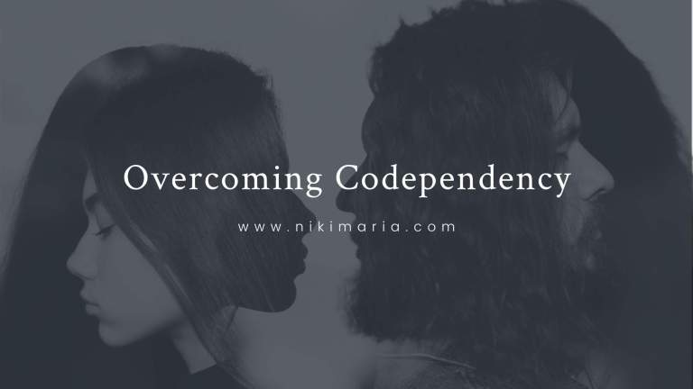 how to end codependency