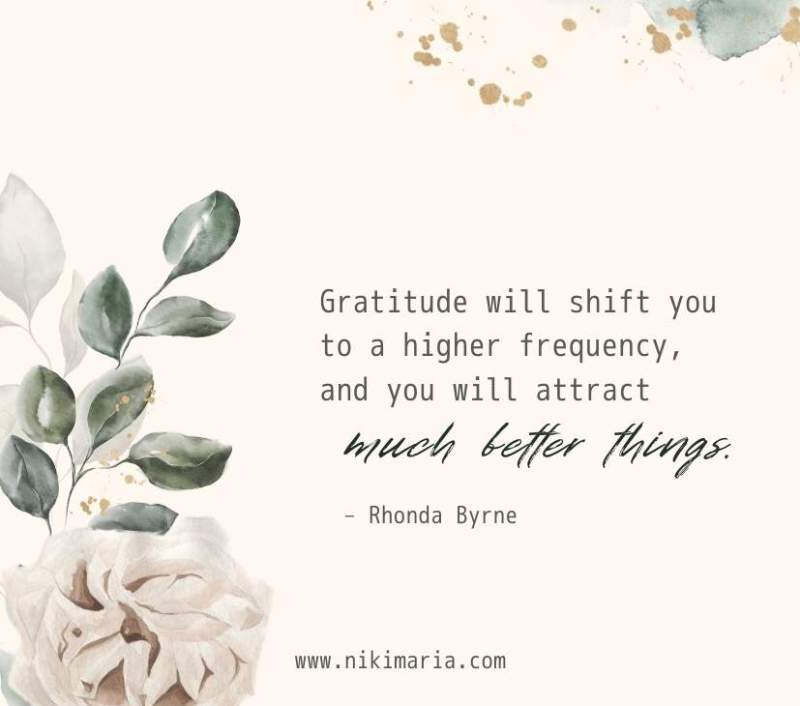 being grateful quote