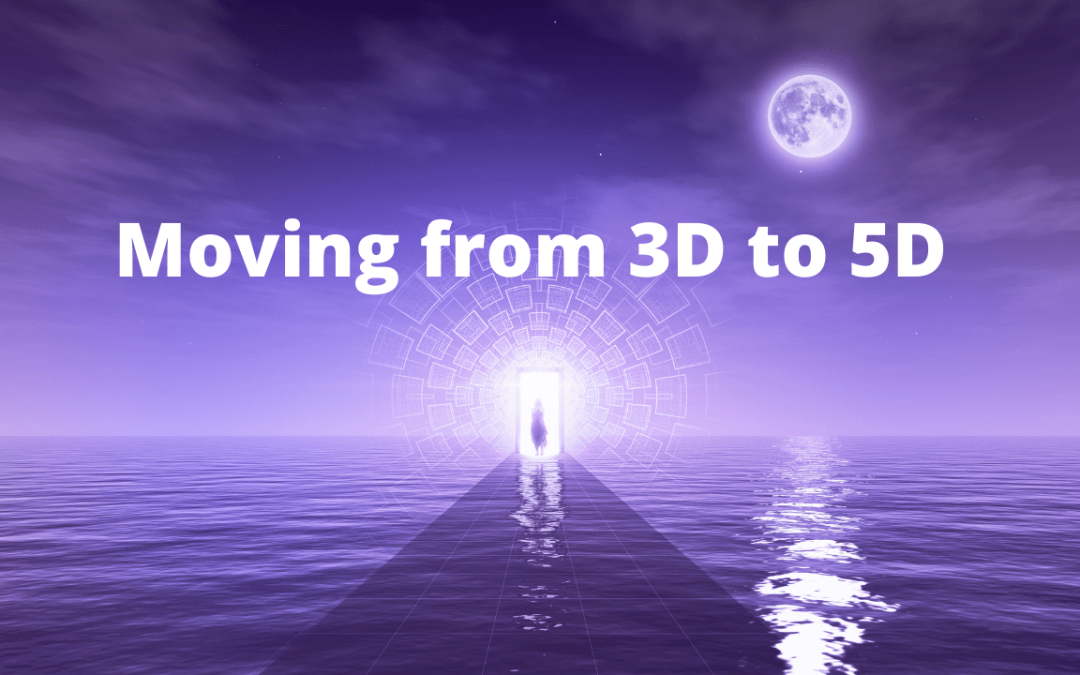 Moving from 3D to 5D