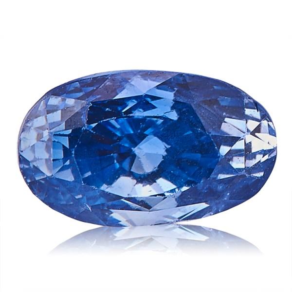 Blue Sapphire (Neelam) -  2.95 carat from Ceylon