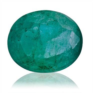 Emerald (Panna) - 2.95 carat from Africa