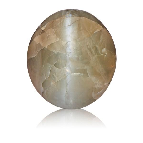 Catseye (Lahsuniya) - 4.2 carat from India