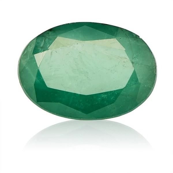 Emerald (Panna) - 3.95 carat from Africa