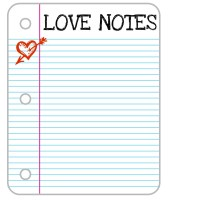 Love Notes - Download for Valentine's Day