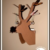 Recycled Rudolph