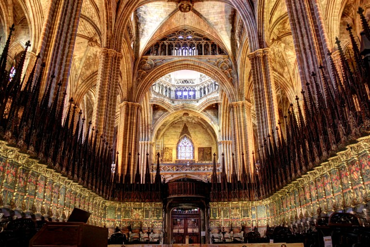 Cathedral Barcelona 2