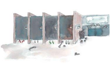 The Public Toilets