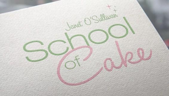 Janet O'Sullivan School of Cake, Brand Identity