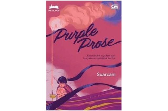 [Review] Purple Prose – Suarcani (2018)