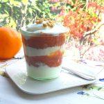 Griekse yoghurt met rabarbercompote