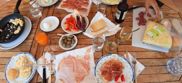 Visite met nikkelallergie – eten