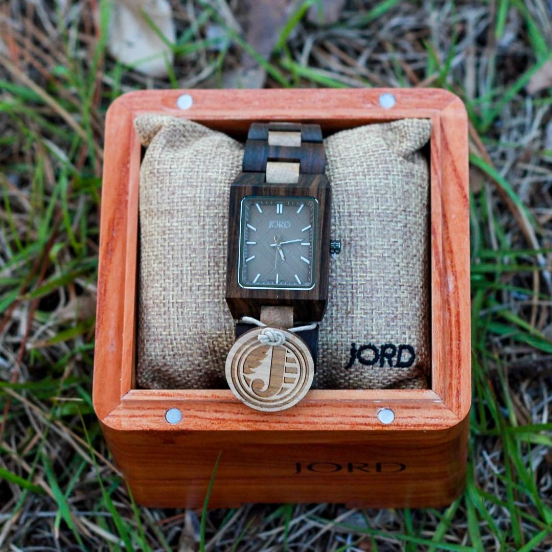 Jord Watch Reece Khaki